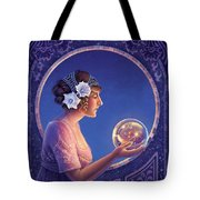 Datura - True Motives Tote Bag