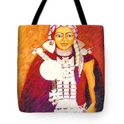 Daughter Of The Bright Sun - Kushe Tote Bag