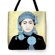 Daughter Of The Sun Tote Bag
