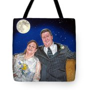 Dave And Sue Tote Bag