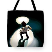 Dave Gahan From Condemnation Live Tote Bag