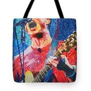 Dave Matthews Squared Tote Bag