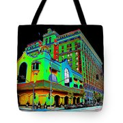 Davenport Hotel Downtown Spokane Tote Bag