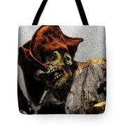 Davey Jones Tote Bag by David Lee Thompson