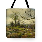 David Bates England Tote Bag