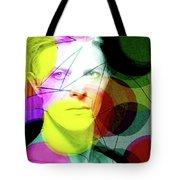 David Bowie Futuro  Tote Bag