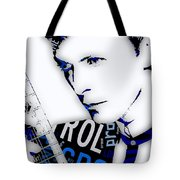 David Bowie Ground Control To Major Tom Tote Bag