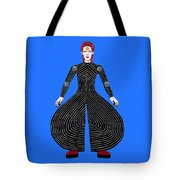 David Bowie - Moonage Daydream Tote Bag