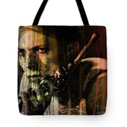 David Bowie / The Man Who Fell To Earth  Tote Bag