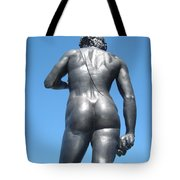 David Buttocks Tote Bag