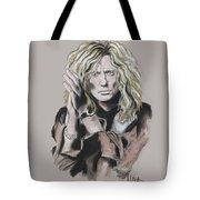 David Coverdale Tote Bag