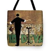 David Devant Poster C1910 Tote Bag