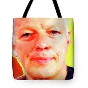 David Gilmour # 001 Nixo Tote Bag