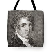 David Humphreys,1752 To 1818 Tote Bag