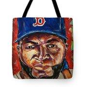 David Ortiz Tote Bag
