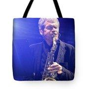 David Sanborn Tote Bag
