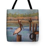 Davis Bayou Tote Bag