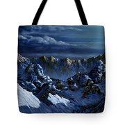Dawn At Eagle's Peak Tote Bag