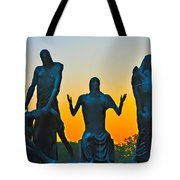 Dawn At Last Tote Bag
