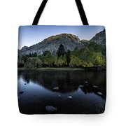 Dawn At Rush Creek 2 Tote Bag