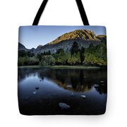 Dawn At Rush Creek 3 Tote Bag