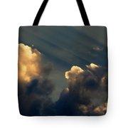 Dawn Bursting In Air Tote Bag