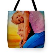 Dawn Could Not Be More Beautiful  Tote Bag