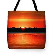 Dawn Early Light Tote Bag