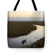Dawn Everglades Florida Tote Bag