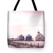 Dawn Light Tote Bag