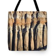 Dawn Light On The Cliffs At Red Rock Tote Bag