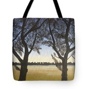 Dawn Mist Tote Bag