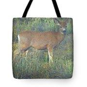 Dawn Names The Deer Tote Bag