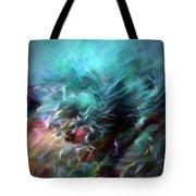 Dawn Of Creation Tote Bag