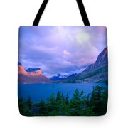 Dawn On St. Mary Tote Bag