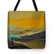 Dawn On The Savannah Tote Bag