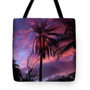 Dawn Palm 03 Tote Bag