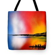 Dawn Twilight Tote Bag