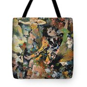 Dawned Upon Tote Bag