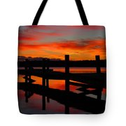 Dawning Brilliance  Tote Bag