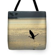 Dawns Early Flight Tote Bag