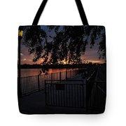 Dawns Light Tote Bag