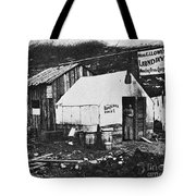 Dawson City, C1900 Tote Bag