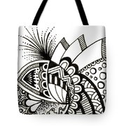 Day 14 - Costume Party Tote Bag