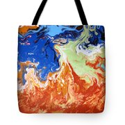 Day At The Beach #3 Tote Bag