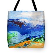Day At The Beach #6 Tote Bag