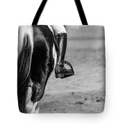 Day At The Dressage Tote Bag