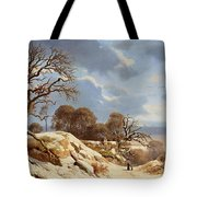 Day By The Baltic Sea Tote Bag