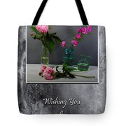 Day Filled With Happiness Tote Bag