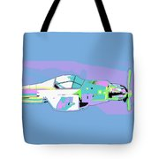 Day Flight Tote Bag